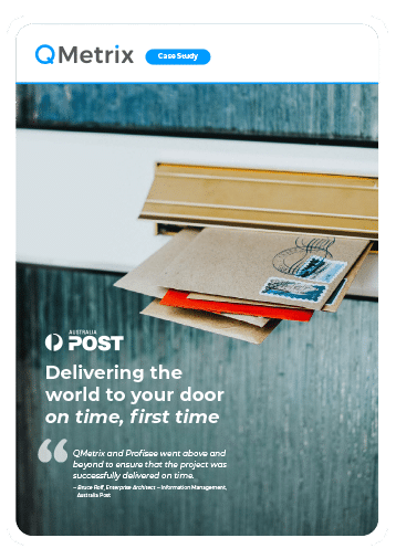 Australia Post Case Study Cover