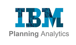IBM Planning Analytics (Formerly Cognos TM1) Logo