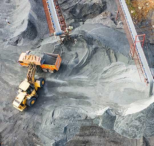 Mining | Faith Luo