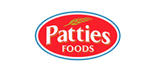 Red Patties logo