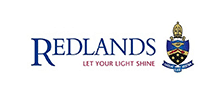 Redlands logo: Let your light shine