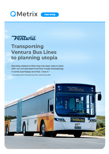 Transporting Ventura Bus Lines to planning utopia - financial planning solution