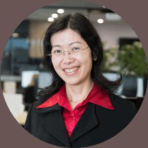 Brenda Lai, Consultant at QMetrix