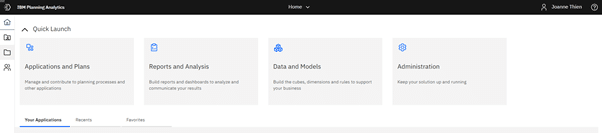 IBM Planning Analytics releases – what's new   Joanne Thien